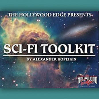 The Hollywood Edge Sci-Fi Toolkit Sound Effects Library (Download)