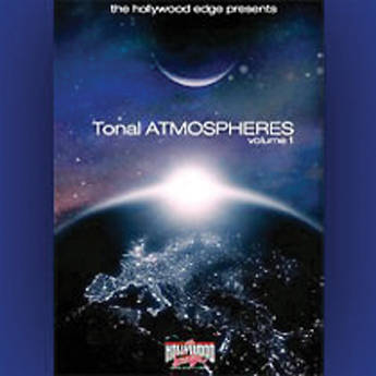 The Hollywood Edge Tonal Atmospheres Volume 1 Sound Effects (Download)