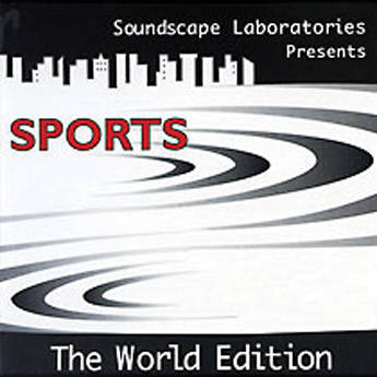 The Hollywood Edge The World Edition Sports Sound Effects Series Library (Download)