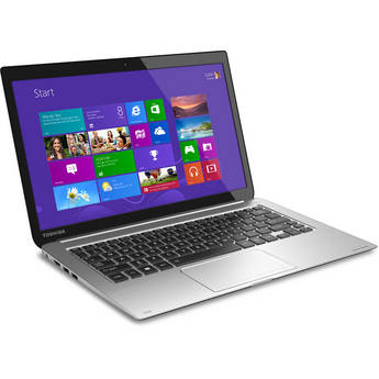 "Toshiba KIRAbook 13.3"" i5 Ultrabook Computer"