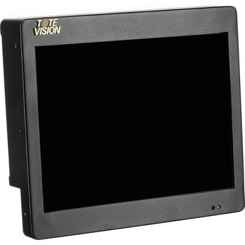 "Tote Vision LED-1003HDX 9.7"" LED-Backlit LCD Monitor with no Front Controls"