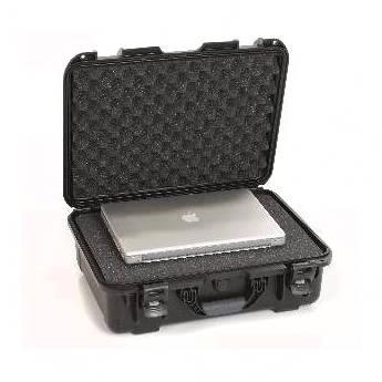 "Turtle 539 ATA-Certified Waterproof Customizable Hard Case for 17 x 12"" Laptops (Black)"