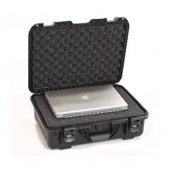"Turtle 539 ATA-Certified Waterproof Customizable Hard Case for 17 x 12"" Laptops (Black)"
