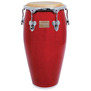 "Tycoon Percussion 10"" Master Classic Series Requinto (Red)"