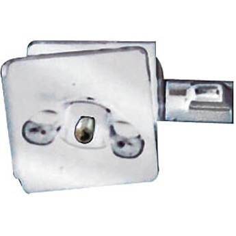 Tycoon Percussion Agogo Bell Mounting Bracket (Chrome)