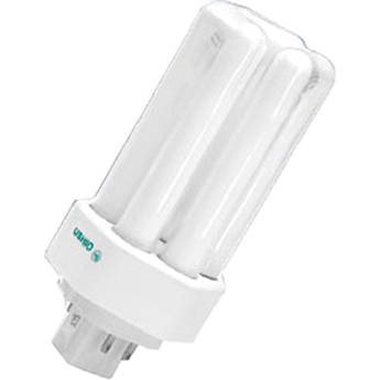 Ushio Ultra-TE Series Dimmable Triple Tube Compact Fluorescent Lamp with 4-Pin Base for Electronic Ballasts (42W, 3040 lumens)