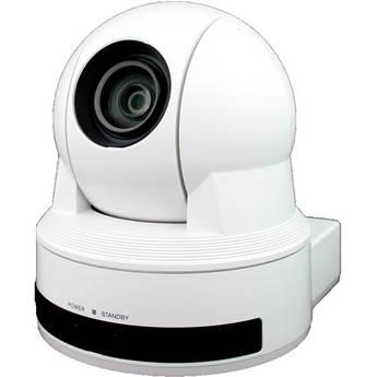 Vaddio Sony EVI-D80 SD PTZ Camera (NTSC, White)