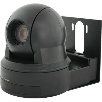 Vaddio WallVIEW Pan/Tilt/Zoom D80 Camera System (NTSC, Black)