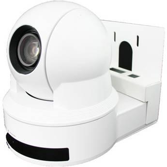 Vaddio WallVIEW Pan/Tilt/Zoom D90 Camera System (NTSC, White)