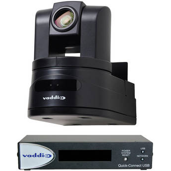 Vaddio WallVIEW HD-19 USB High Definition PTZ Camera Control System (Black)