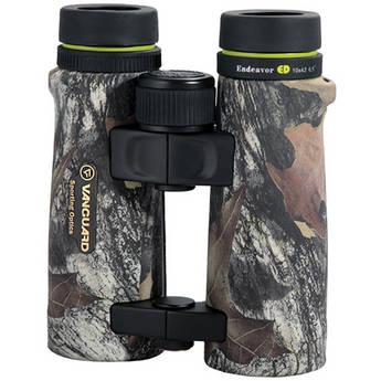 Vanguard 10x42 Endeavor ED Binocular (Mossy Oak)