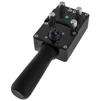 VariZoom VZCINEMAPRO-JR-K5 Cinema Pro Jr Remote Head with Jibstick Jr Control Unit