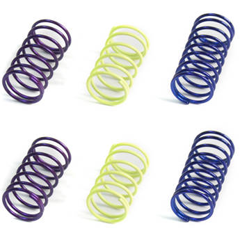 Atomik RC Springs for Traxxas Slash 1/16 Scale RC Short-Course Truck (Set of 3, Type B)