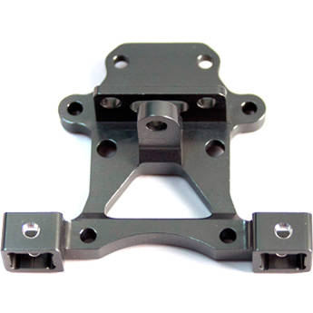 Atomik RC Body Mount for Traxxas Slash 1/16 Scale RC Short-Course Truck (Gray)