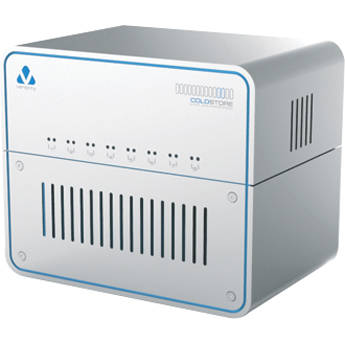 Veracity COLDSTORE Compact 8-Bay Surveillance Storage System (No HDD)