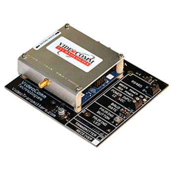 VideoComm Technologies RCT-2409HPLXZ Wireless 2.4 GHz Digital FHSS Mini OEM Receiver Board