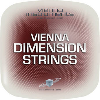 Vienna Symphonic Library Vienna Dimension Strings Full Library