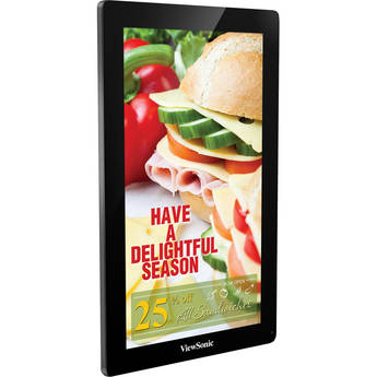 """ViewSonic EP3203r 32"""" (31.5"""" Viewable) All-in-One Digital ePoster"""