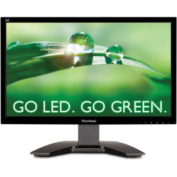 "ViewSonic VA1912a-LED 19"" Widescreen LED Computer Display"