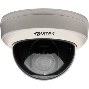Vitek VTD-20V210NIW/P ENVI 2 Mp IP Indoor Dome Camera (Ivory)