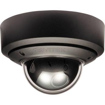 Vitek VTD-MV20V210NP/B ENVI Series 2.0 Mp IR Mighty Dome PoE Camera (Black)