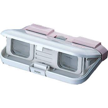 Vixen Optics 3x28 Folding Opera Glasses (Pink)
