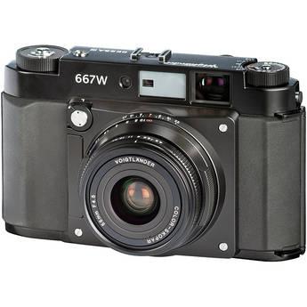 Voigtlander BESSA III 667W Medium Format Rangefinder Camera