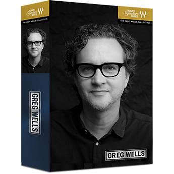 Waves Greg Wells Signature Series - Plug-In Bundle (Native/SoundGrid, Download)