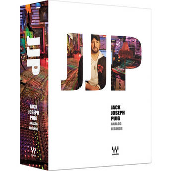 Waves JJP Analog Legends Bundle (Native)
