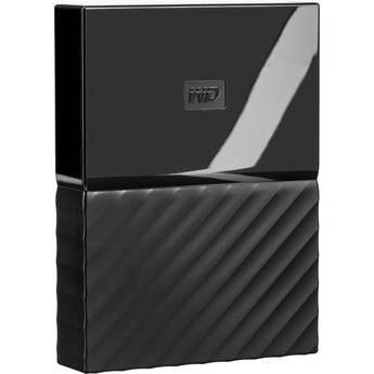 WD 4TB My Passport for Mac USB 3.0 Type-C External Hard Drive