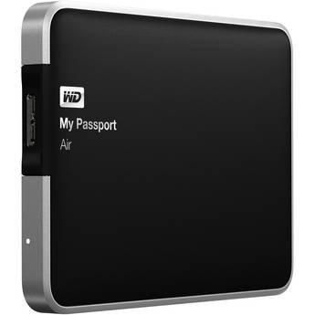 WD 1TB My Passport Air Portable Hard Disc Drive