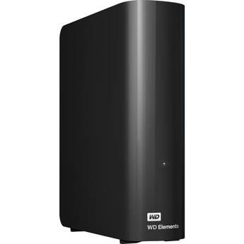 WD 4TB Elements External Desktop Hard Disk Drive