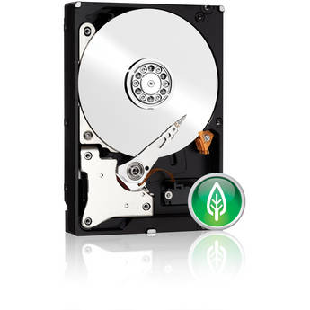 "WD 1TB Green 3.5"" Internal Hard Drive"
