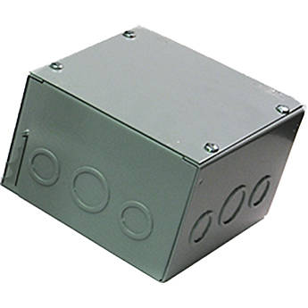 Whirlwind Electrical Style Back Box for FP-1 Floor Pocket