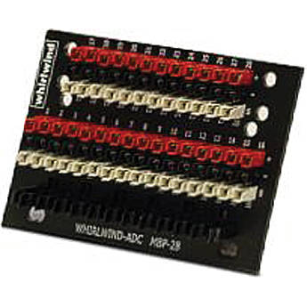 Whirlwind MPB-28 Mini Punch Block (28-Channel)