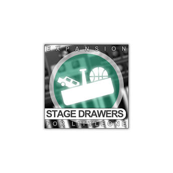 XHUN Audio Stage Drawers Expansion for LittleOne (Download)
