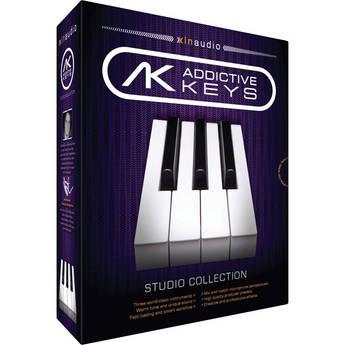 XLN Audio Addictive Keys - Studio Collection