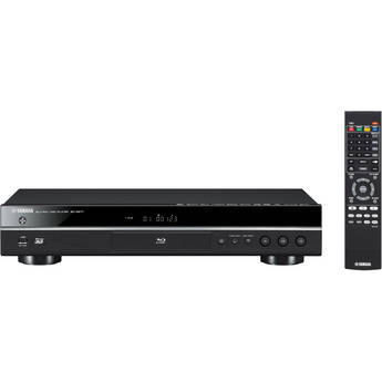 Yamaha BD-S677 Wi-Fi and 3D Blu-ray Disc Player
