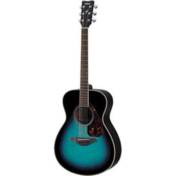 Yamaha FS720S Concert Acoustic Guitar (Cobalt Aqua)