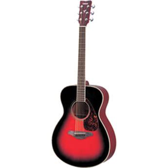 Yamaha FS720S Concert Acoustic Guitar (Dusk Sun Red)