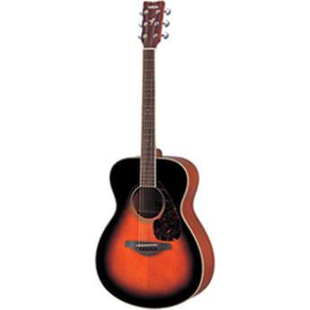 Yamaha FS720S Concert Acoustic Guitar (Tobacco Brown Sunburst)