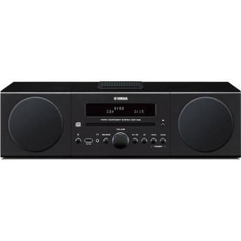 Yamaha MCR-B142 Micro Component System (Black)