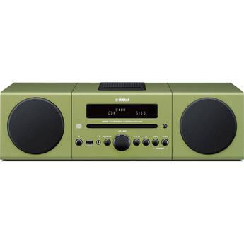 Yamaha MCR-B142 Micro Component System (Green)
