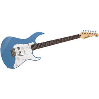 Yamaha PAC112J Pacifica Double Cutaway Electric Guitar (Lake Blue)
