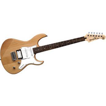 Yamaha PAC112V Double Cutaway Electric Guitar (Natural)
