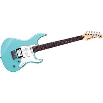 Yamaha PAC112V Pacifica Electric Guitar (Sonic Blue)