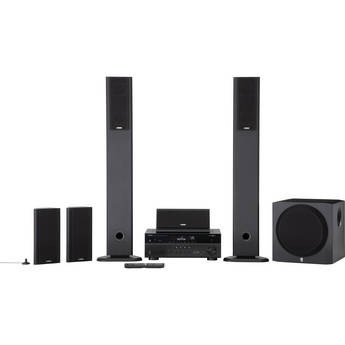 Yamaha YHT-899UBL 5.1-Channel Network AV Home Theater in a Box