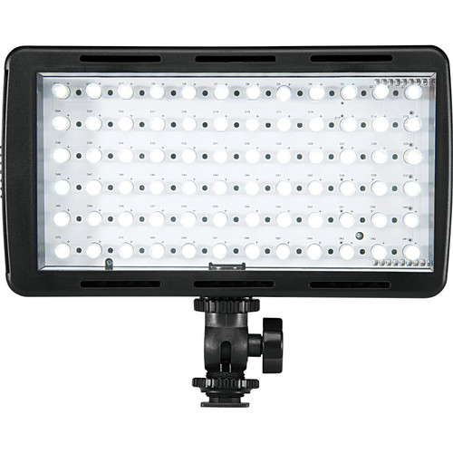 Limelite Mosaic Solo On-Camera LED Light (Daylight Balanced)