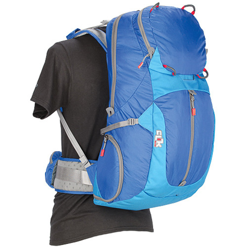 Clik Elite Obscura Camera Backpack (Blue)