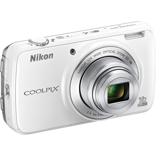 Nikon S810C 16MP Camera w/12x Optical